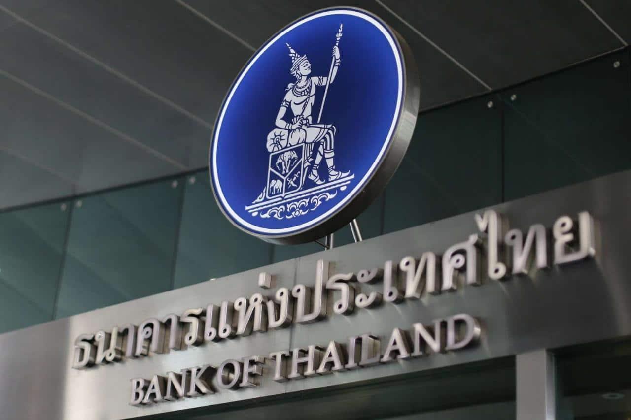 تايلاند هي الدولة التالية التي تعمل بنشاط على تطوير العملات الرقمية للبنك المركزي