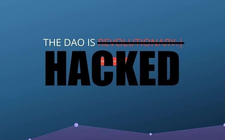 هجوم DAO