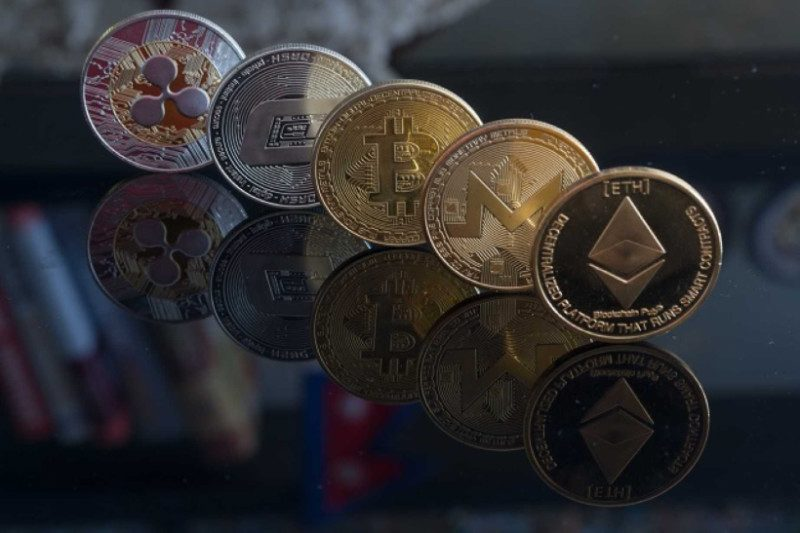 Khối lượng bitcoin giao ngay đã giảm hơn 30% trong tháng 6