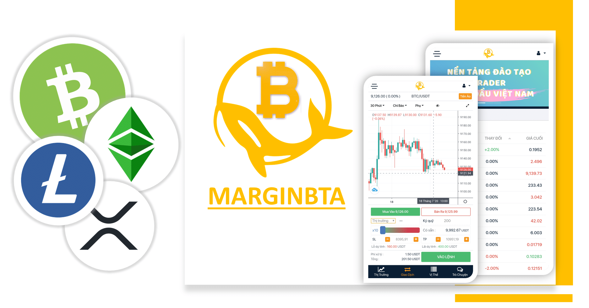 What is marginbta