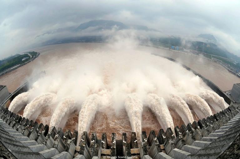 Overstromingen in China beïnvloeden de gezondheid van het netwerk
