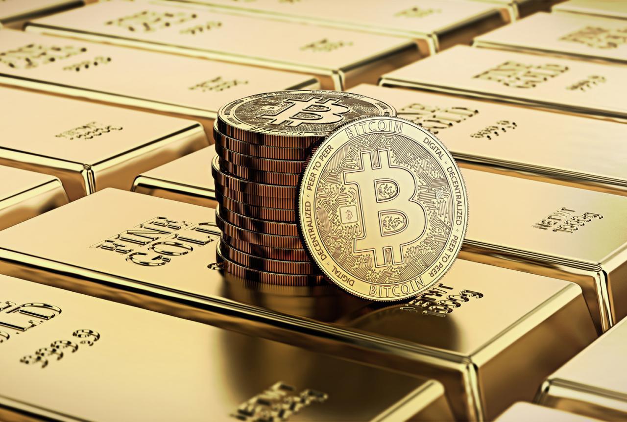 Sự tương quan ngày càng tăng giữa Bitcoin và Vàng có phải là dấu hiệu của cuộc đua?