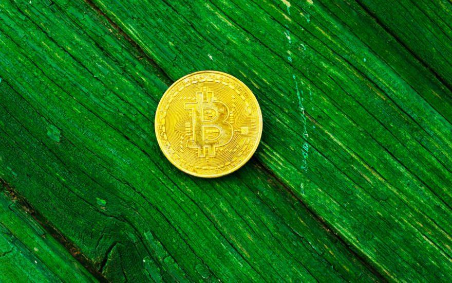 Tương lai của BTC trong màu xanh lá cây?