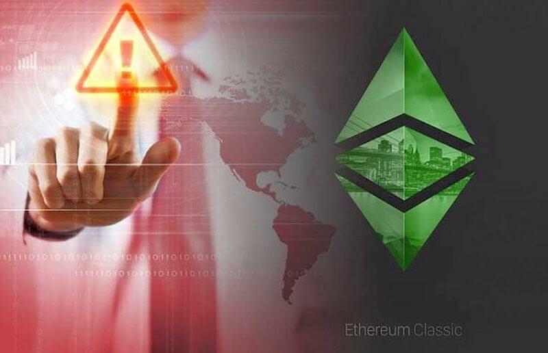 Ethereum Classic đang bị tấn công 51%?