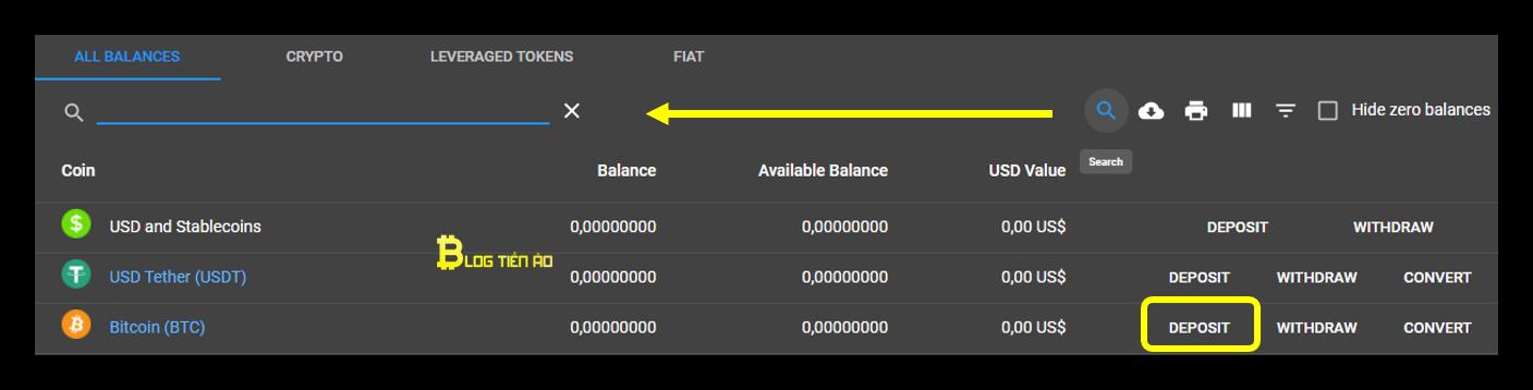 Hoe geld over te maken naar de ftx-verdieping