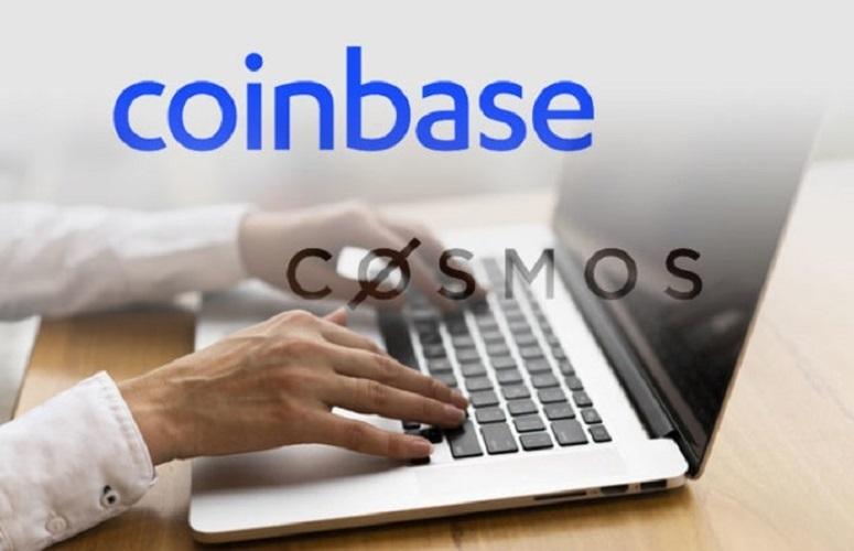 Coinbase cung cấp phần thưởng staking cho Cosmos token