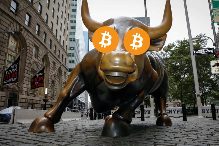 Nhiều gã khổng lồ tài chính đang nắm giữ lượng lớn Bitcoin