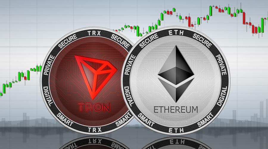 ថូលកំពុងផ្លាស់ប្តូរប្រាក់បន្ថែម 1 ពាន់លានដុល្លារអាមេរិកពី TRON ទៅប្លុក Ethereum blockchain