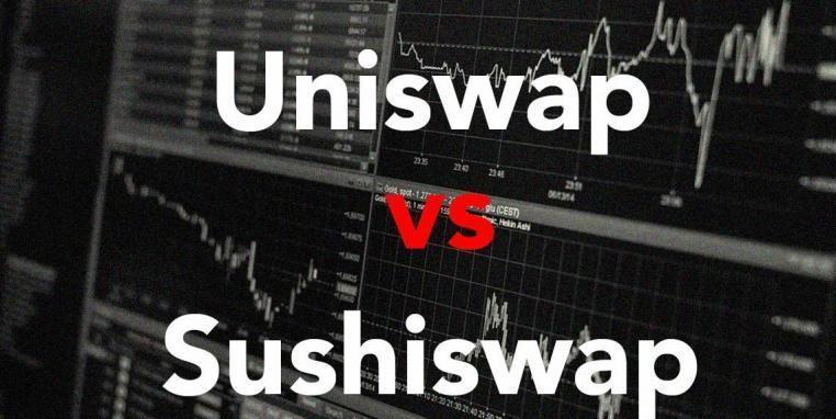Uniswap vs Sushiswap: Stories of Vulnerable Assets?