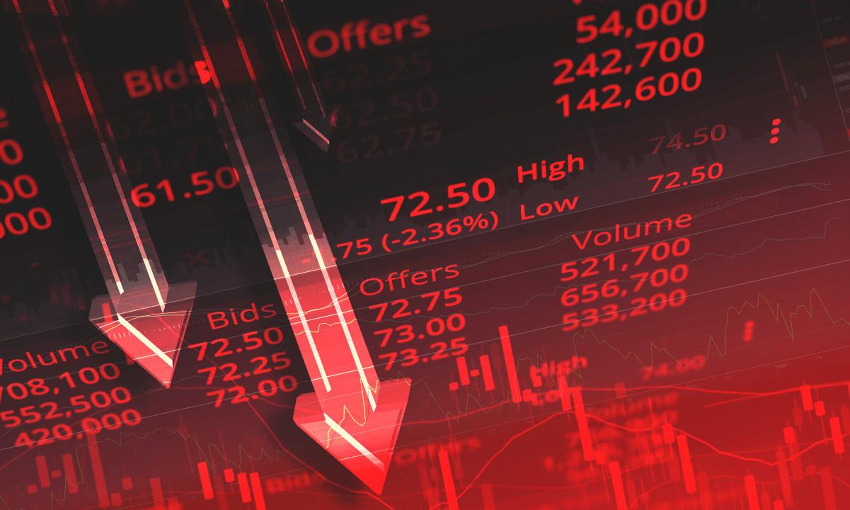 Bitcoin bất ổn khi Ngân hàng Trung ương Hoa Kỳ dự đoán thị trường chứng khoán có thể giảm mạnh