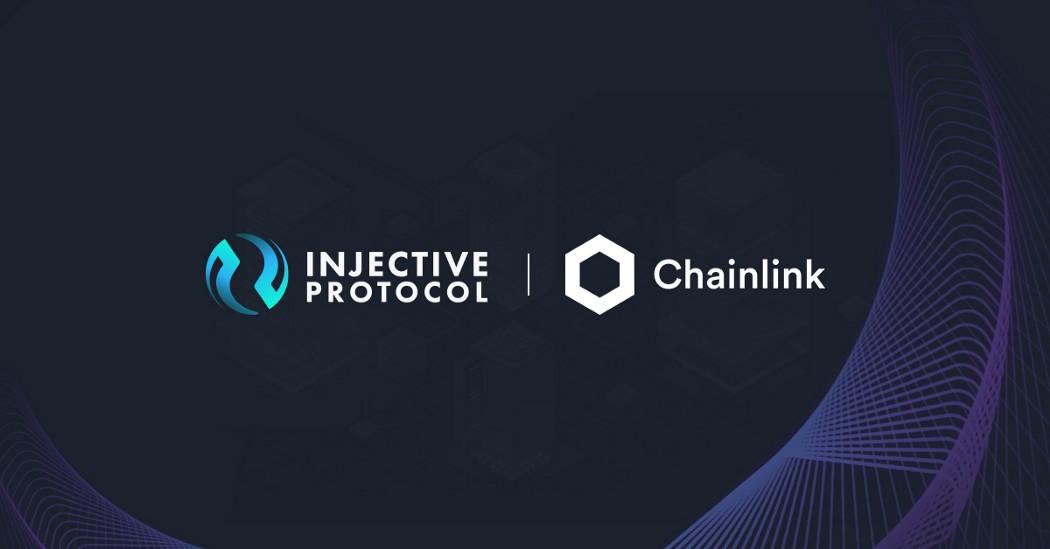 سوف تدمج Injective تغذية أسعار Chainlink لمعالجة أسواق المشتقات اللامركزية التي ينشئها المستخدمون