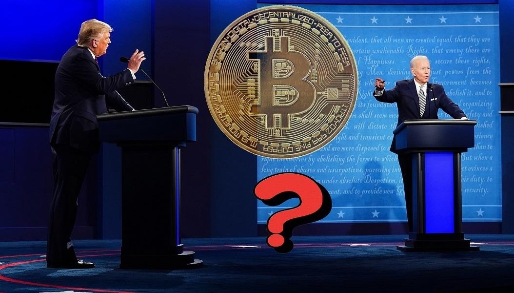 Americké volby: Bitcoiny se vyšplhaly na 14.100 6 $, když Bidenovi zbývalo do Bílého domu jen XNUMX hlasů
