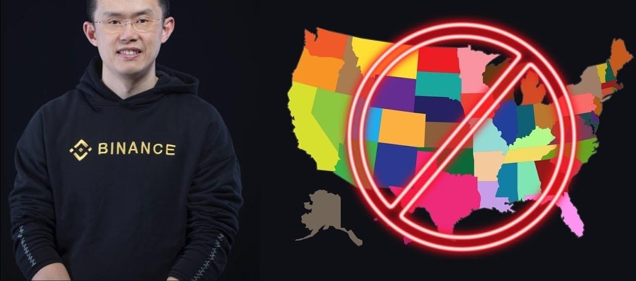 بدأت منصة Binance تزداد قوة وتصميمها على حظر جميع المستخدمين في الولايات المتحدة