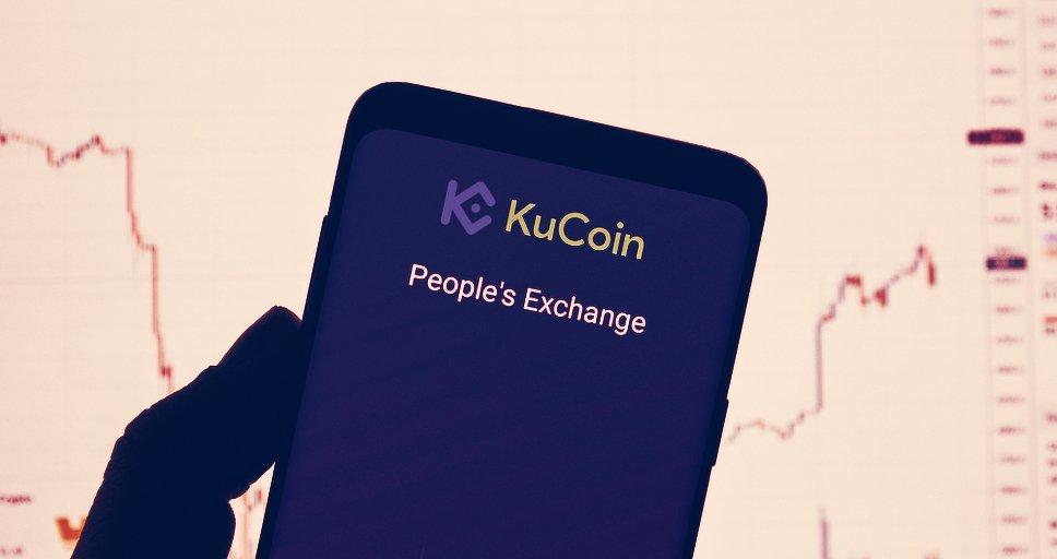 Hacker KuCoin právě přesunul dalších 3.5 milionu ukradených USD