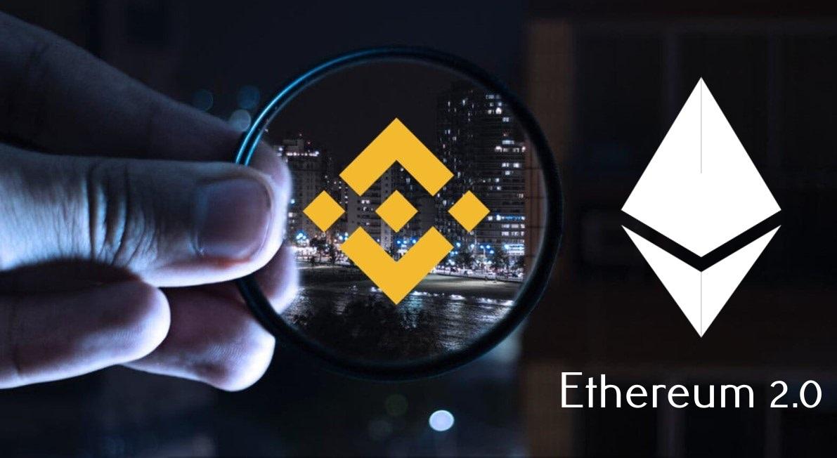 بائنانس نے ETH 2.0 کے لئے سرکاری طور پر اسٹیکنگ سروس کا آغاز کیا