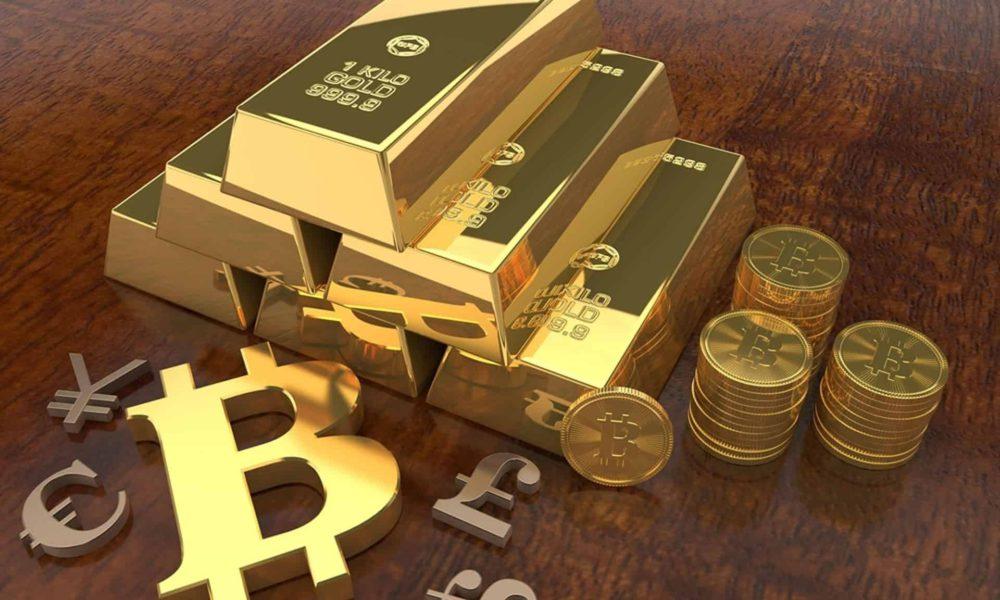 تتدفق الاستثمارات في الذهب إلى سوق العملات المشفرة