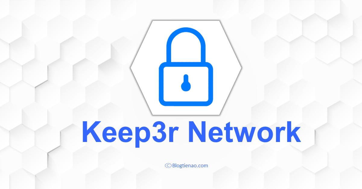 Co je síť keep3r