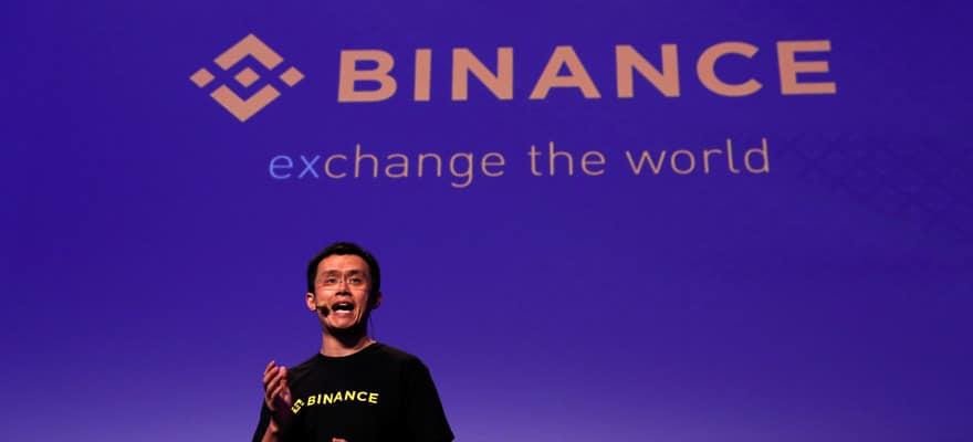 Khối lượng giao dịch trên Binance tăng cao kỷ lục trong năm nay