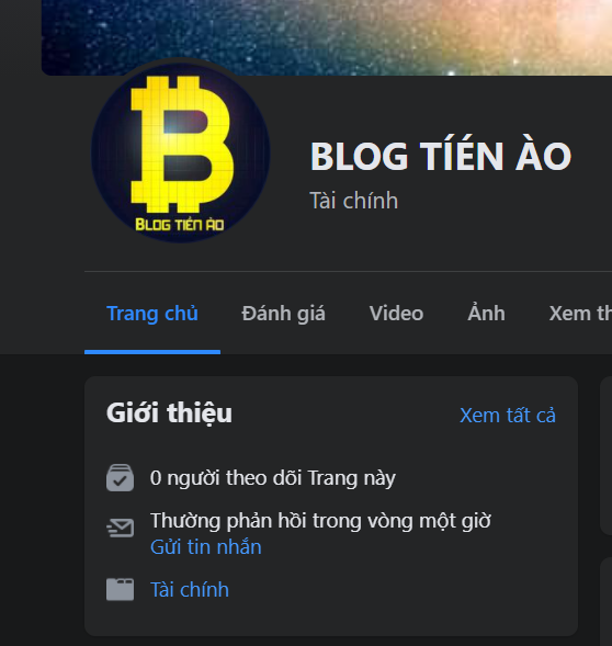 صفحة BTA وهمية