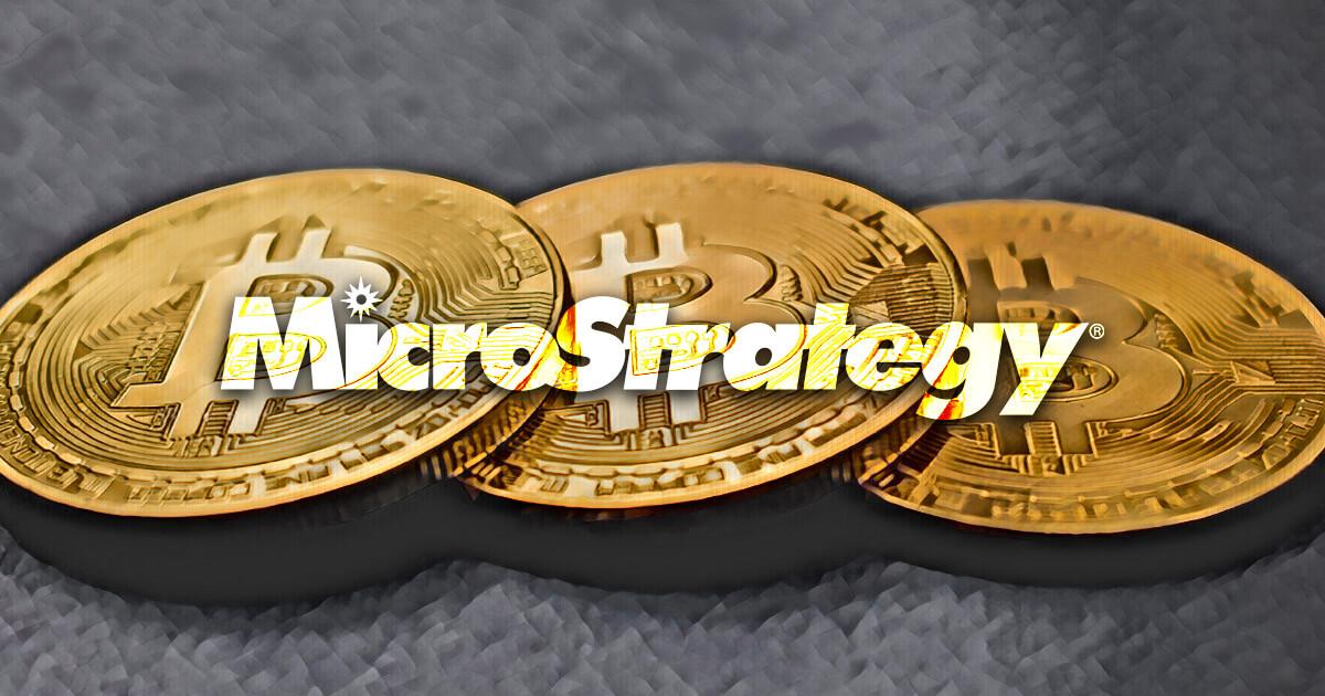 """Společnost MicroStrategy právě přidala 10 milionů dolarů BTC do svého bitcoinového """"obchodu"""""""