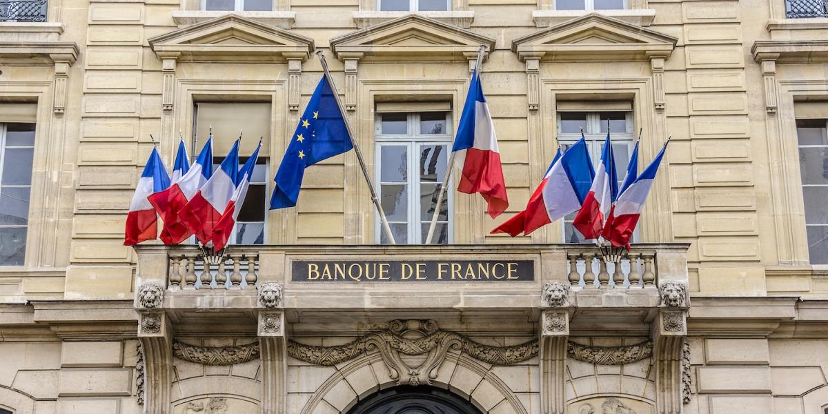 El banco central francés ha completado con éxito una transacción de prueba con CBDC.