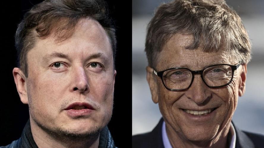 Bill Gates alivutia wakati akiongea juu ya Bitcoin na haswa alitaja Elon Musk