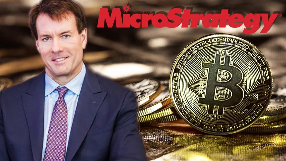 HOT: MicroStrource inanukuu $ 1 bilioni kununua Bitcoin zaidi