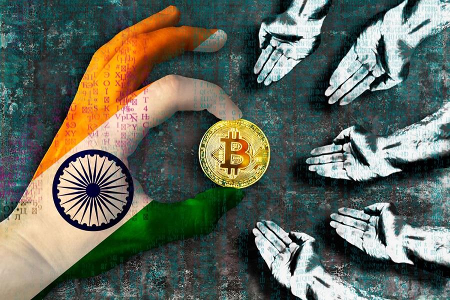 أمام المستثمرين الهنود من 3 إلى 6 أشهر لتصفية جميع استثمارات العملات المشفرة