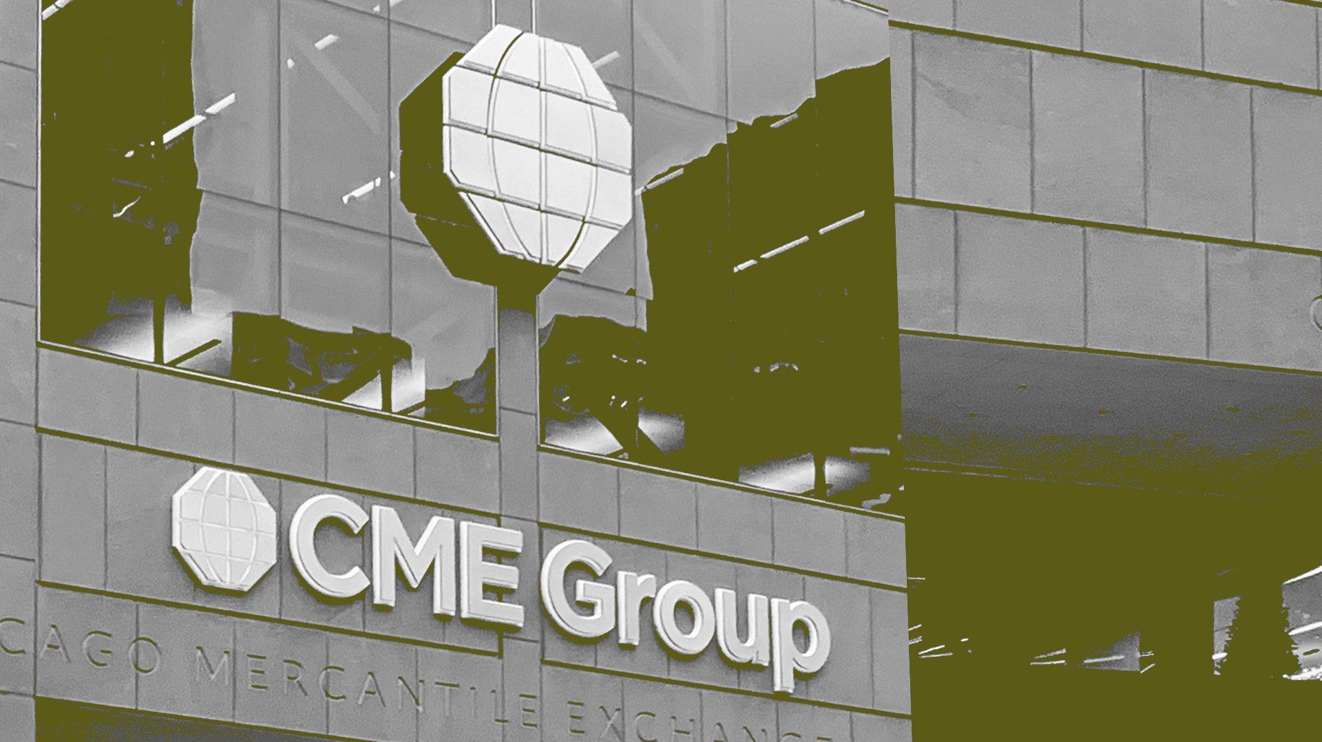 يرى CME أنه يتم تداول ما يقرب من 400 عقد آجل من ETH في اليوم الأول
