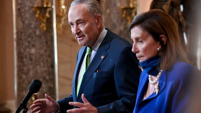 प्रतिनिधि सभा ने 1.9 बिलियन अमरीकी डालर के प्रोत्साहन पैकेज को मंजूरी दी
