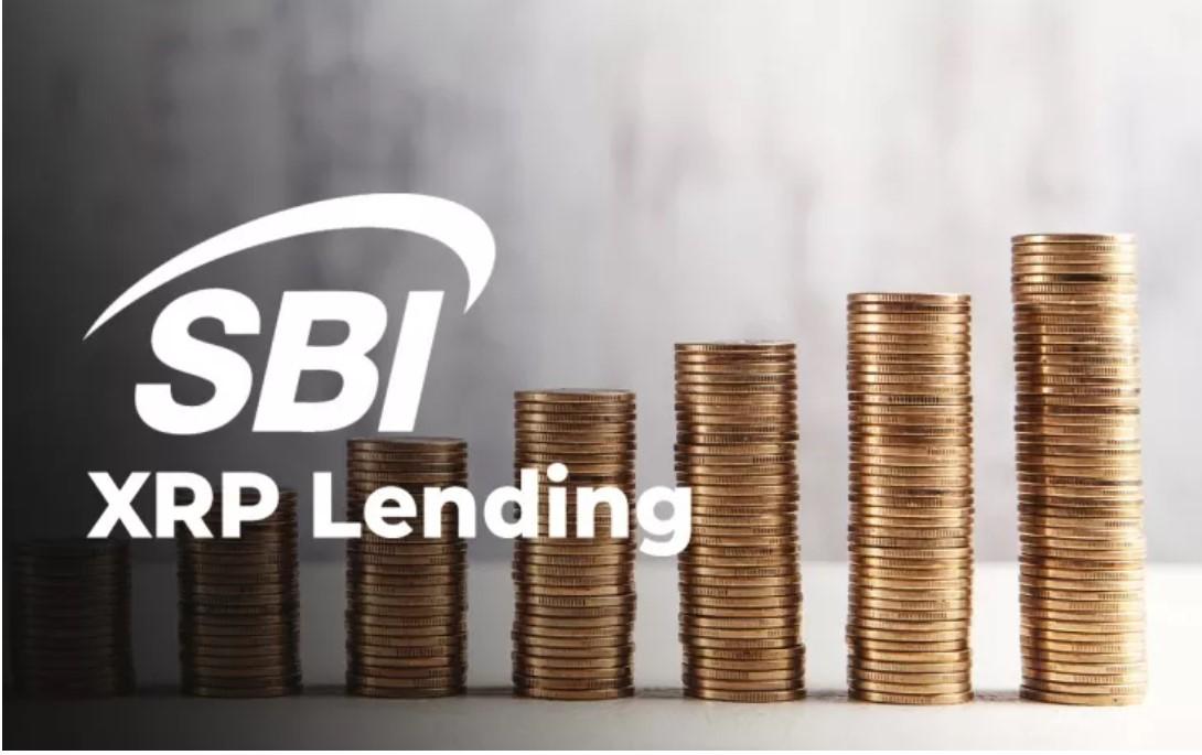 تقدم SBI Financial Group Japan خدمة الإقراض في XRP