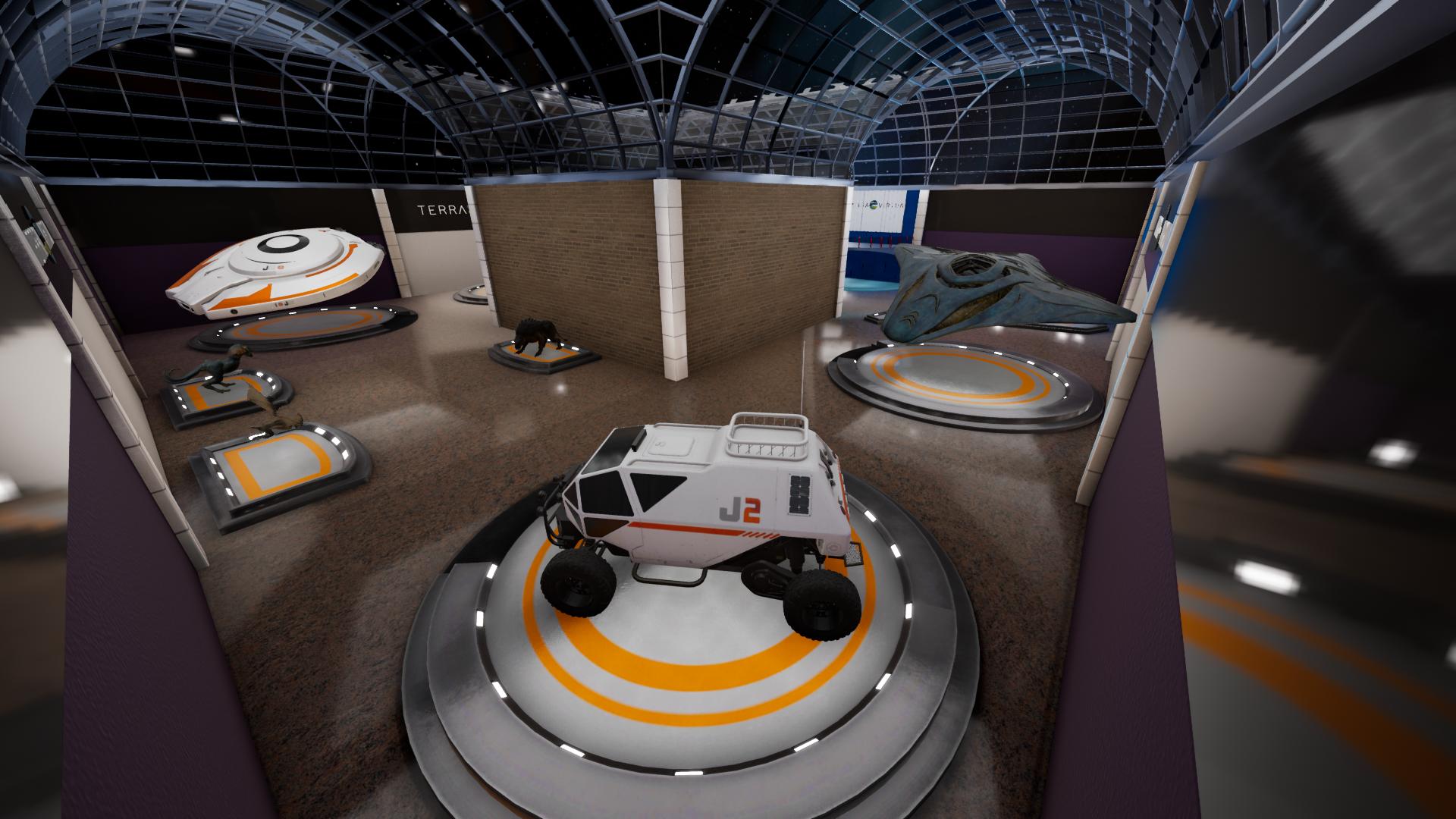 سفينة الفضاء تيرا فيرتوا