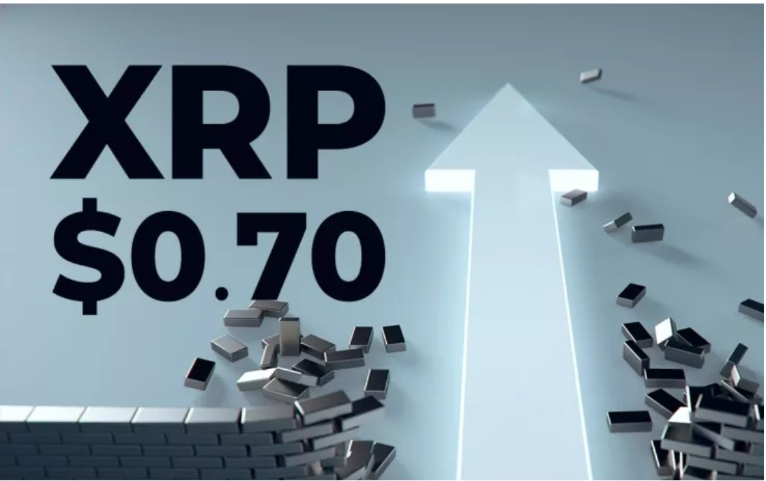 XRP زاد فجأة بشكل حاد ، يتجه الأصل إلى 1 دولار أمريكي؟