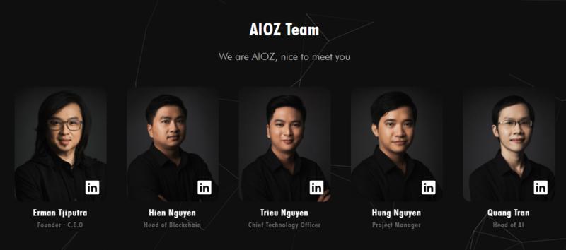 aioz network team