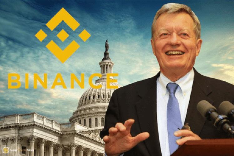 Binance bổ nhiệm cựu chính trị gia nổi tiếng của Mỹ làm cố vấn chính sách và quan hệ chính phủ