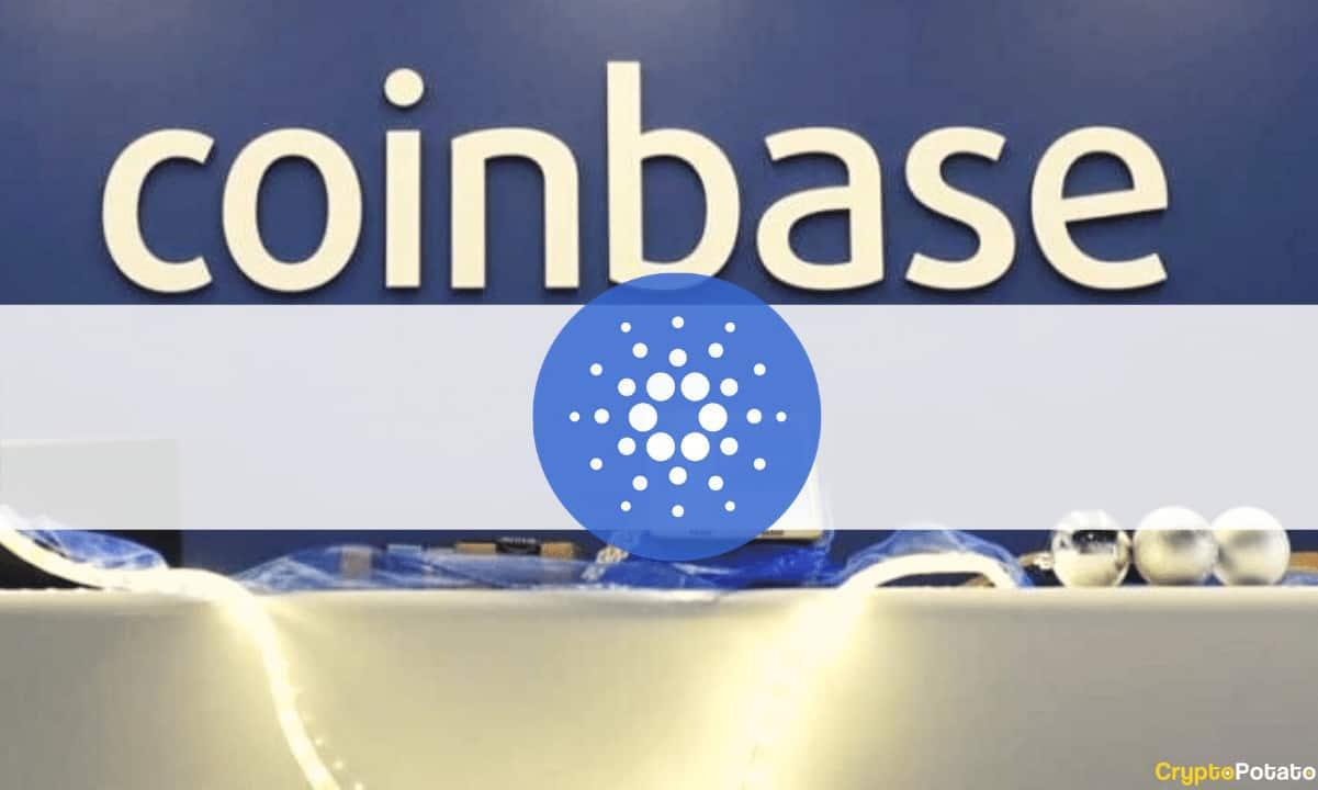 Coinbase Pro bổ sung hỗ trợ cho ADA của Cardano