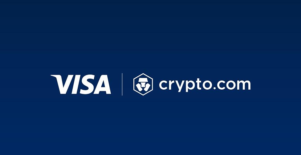 Crypto.com - thành viên chính thức của Visa network