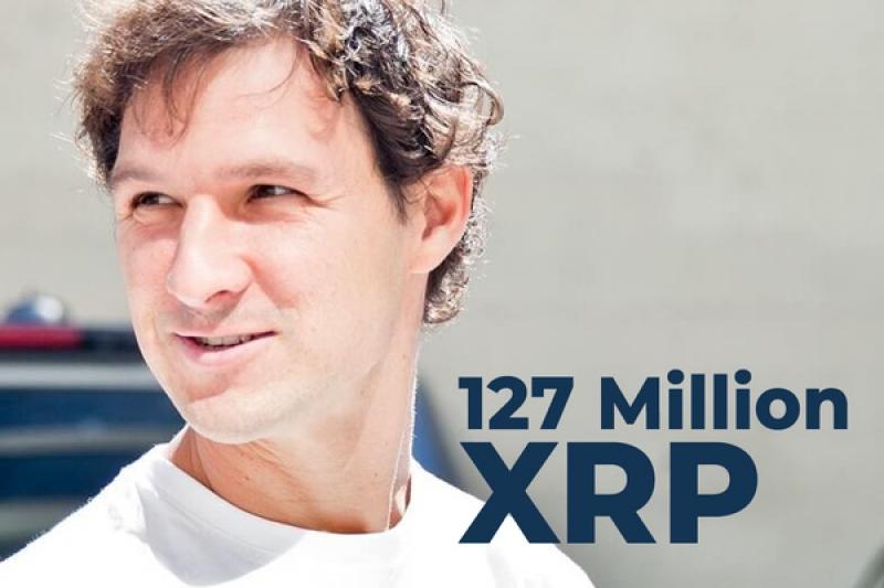 Cựu CTO Ripple tiếp tục kiếm được hàng chục triệu USD nhờ bán XRP