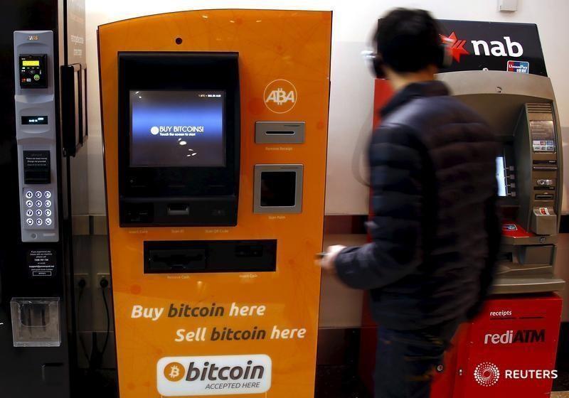 Chỉ trong một năm máy ATM Bitcoin phủ sóng khắp nước Mỹ