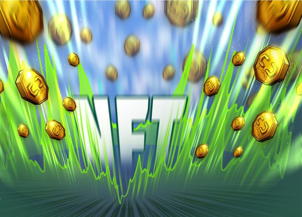 De piek in het digitale rijk en de NFT-verkoop stuwden de AXS-prijs naar nieuwe hoogtepunten