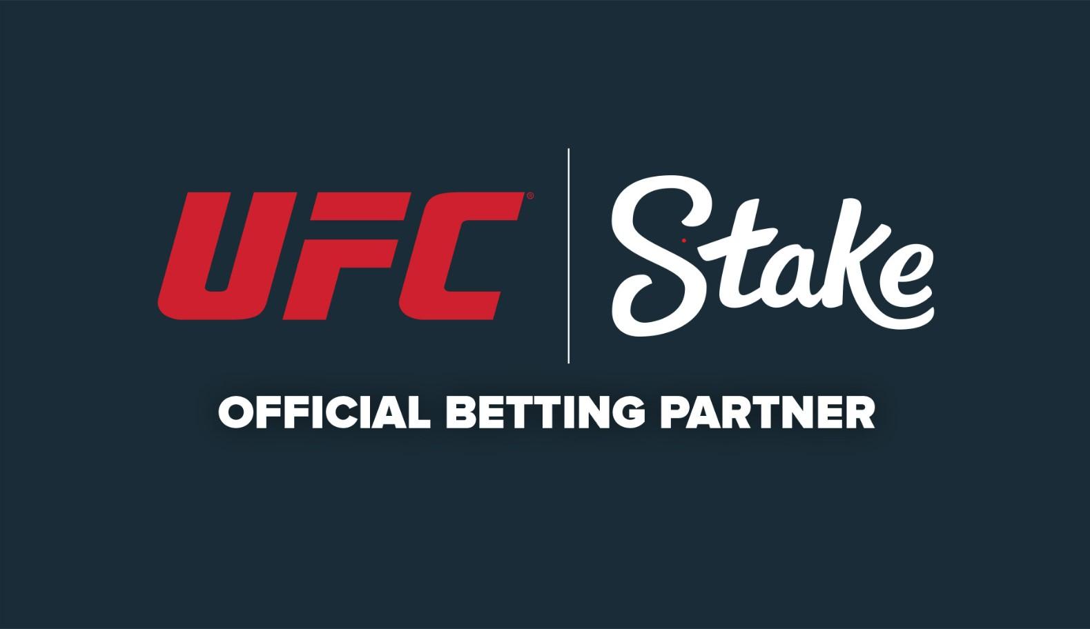 UFC và STAKE.COM trở thành đối tác cá cược chính thức đầu tiên ở Châu Mỹ Latinh và Châu Á