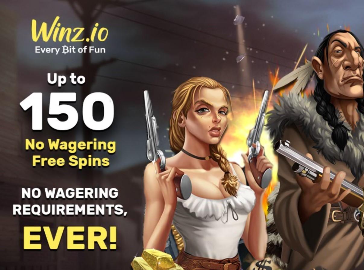 Winz.ioは、暗号ギャンブル市場を変更するためのボーナス賭博要件を削除しました