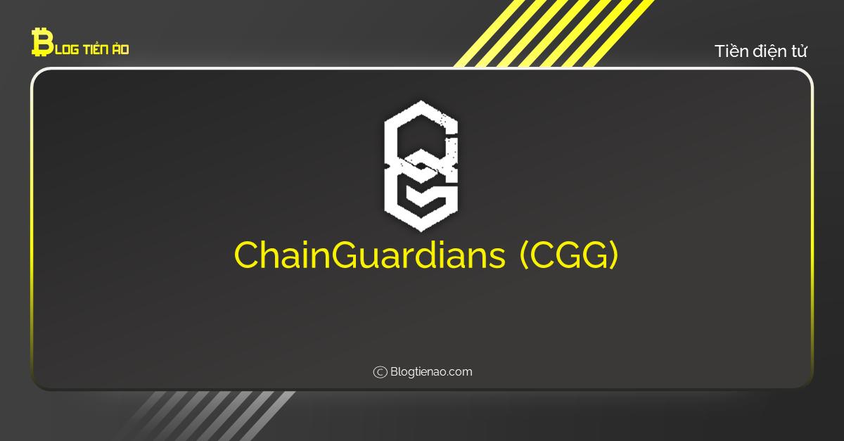 Co je ChainGuardians cgg