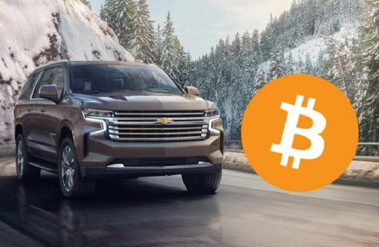 Na Tesla kijkt autofabrikant General Motors naar de mogelijkheid om auto's met Bitcoin te kopen en verkopen