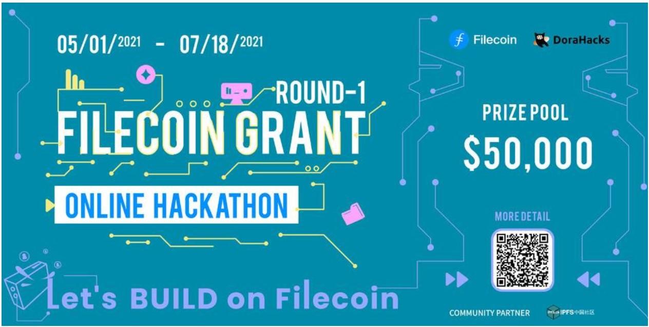 Filecoin Grant Hackathon trực tuyến bắt đầu! Đăng ký ngay để nhận Tổng giải thưởng $50.000!
