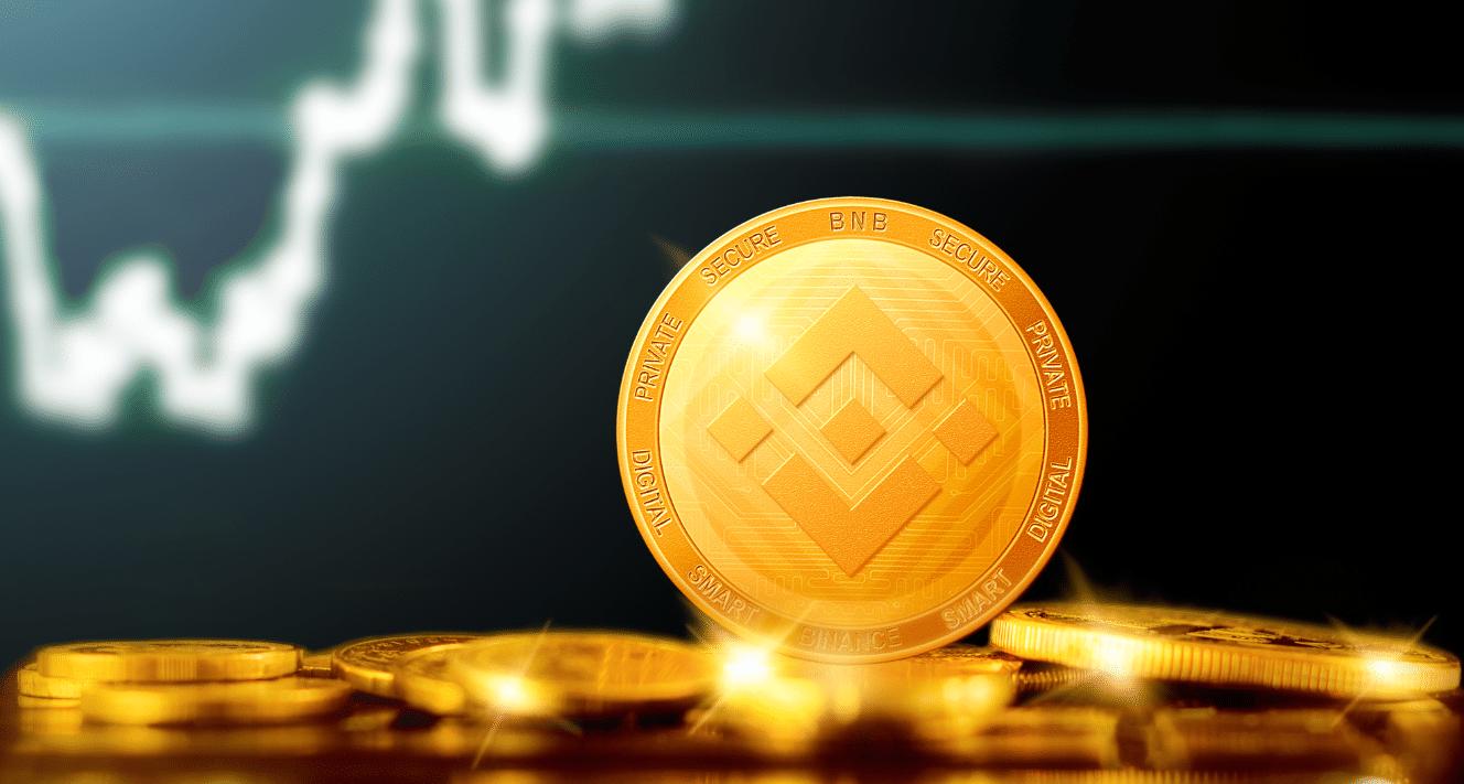Binance Coin (BNB) prolomil vrchol 520 $, tržní kapitalizace nyní převyšuje limit velkých bank