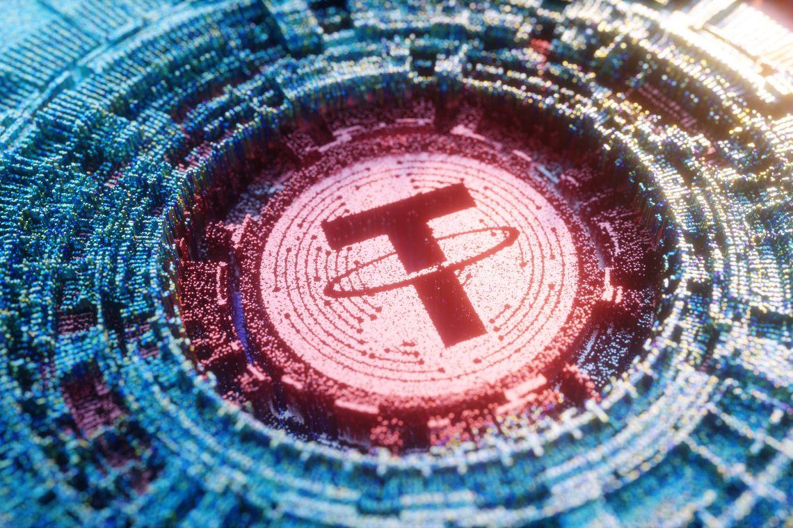 تم إدراج Tether رسميًا في منصة Coinbase Pro