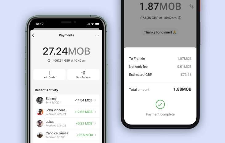 シグナルメッセージングアプリケーションは、MobileCoinによる支払いを可能にします