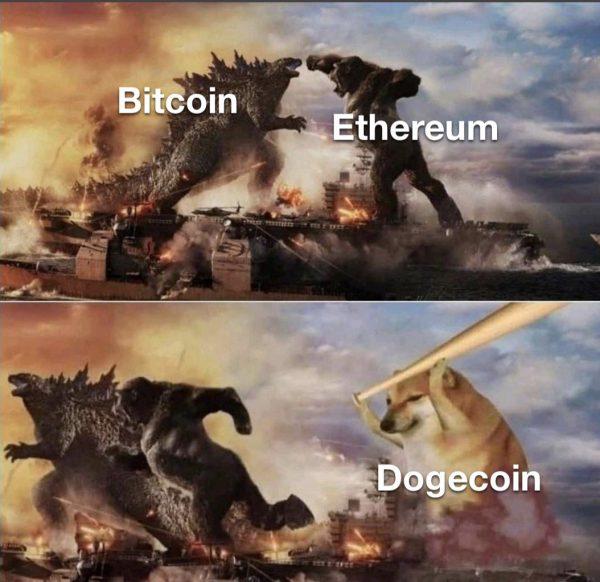 Bitcoin-vs-Ethereum-Vs-Dogecoin