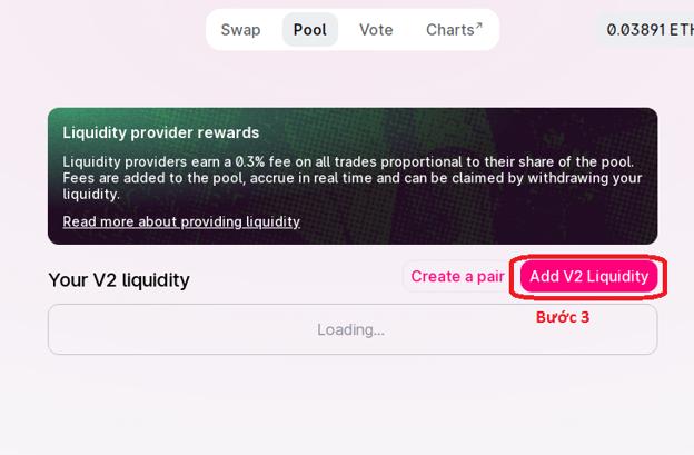 add v2 liquidity